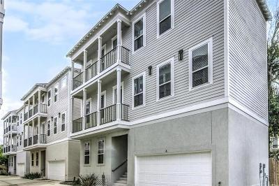 Heights Condo/Townhouse For Sale: 1134 W 17th Street #A