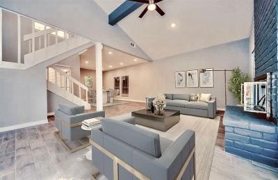 Houston Condo/Townhouse For Sale: 12625 Memorial Drive #20