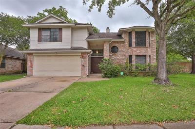 Sugar Land Single Family Home For Sale: 16323 Hidden Gate Court