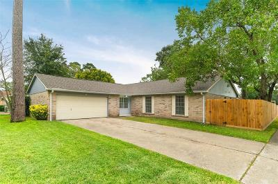 Spring Single Family Home For Sale: 6002 Fallengate Drive