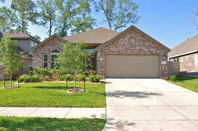 New Caney Single Family Home For Sale: 23426 Banksia Drive
