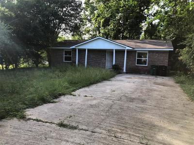 Houston Single Family Home For Sale: 5823 Glen Grove Street