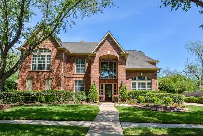 Sugar Land Single Family Home For Sale: 3023 Silent Spring Drive