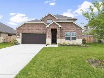 Pearland Single Family Home For Sale: 6024 Pearland Place