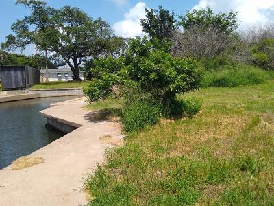 Galveston Residential Lots & Land For Sale: Lot 9 Bayou Shore Dr