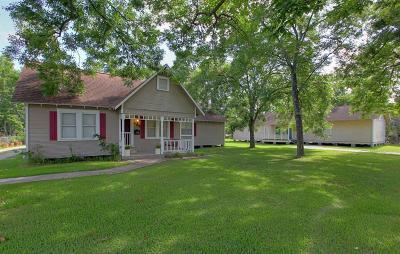 Houston Multi Family Home For Sale: 609 & 617 De Boll Street