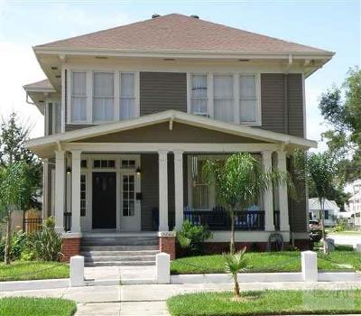 Galveston Single Family Home For Sale: 3802 Avenue O