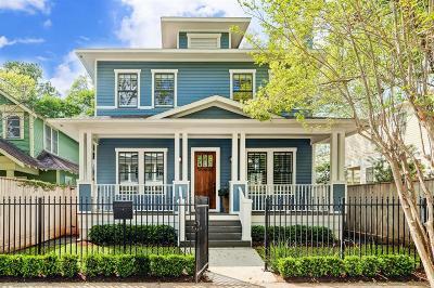 Harris County Single Family Home For Sale: 735 Rutland Street