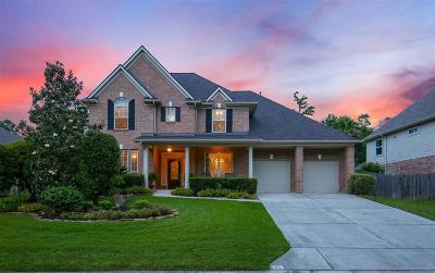 The Woodlands Single Family Home For Sale: 95 W Lansdowne Circle