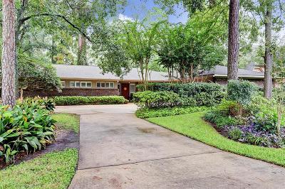 Houston Single Family Home For Sale: 730 Magdalene Drive