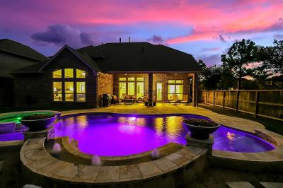 Katy Single Family Home For Sale: 5203 Cinco Forest Trail