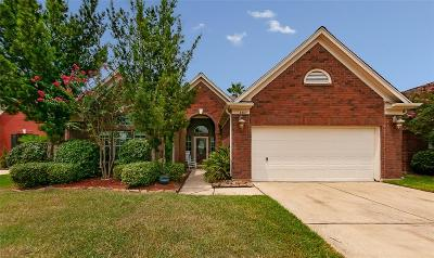 Pearland Single Family Home For Sale: 4807 Campbell Drive