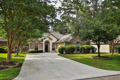 Montgomery Single Family Home For Sale: 3215 Fitzgerald Drive
