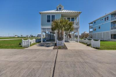 Single Family Home For Sale: 3807 Conch