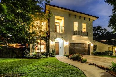 Houston Single Family Home For Sale: 1636 Richelieu Lane