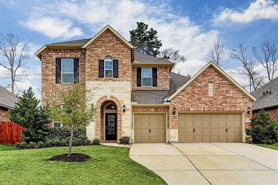 Single Family Home For Sale: 3308 Starlight Hill Court