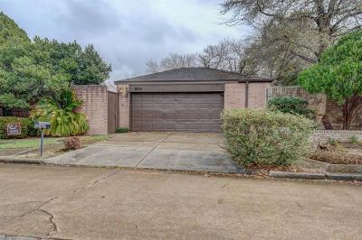 Houston Single Family Home For Sale: 8314 Wind Willow Drive