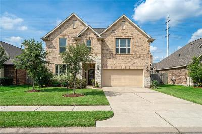 Pearland Single Family Home For Sale: 13514 Mooring Pointe Drive