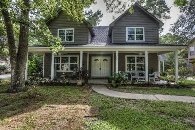 Panther Creek, *panther*creek*, Woodlands Village Of Panther Creek, Village Of Panther Creek Single Family Home For Sale: 17 Tangle Brush Drive