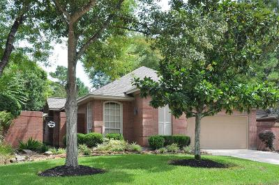 Kingwood Single Family Home For Sale: 3210 Hickory Brook Lane