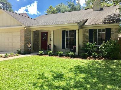 Spring Single Family Home For Sale: 17311 Colony Creek Drive
