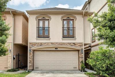 Houston Single Family Home For Sale: 5511 Kiam Street