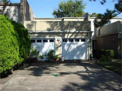 Bellaire Condo/Townhouse For Sale: 6308 S Rice