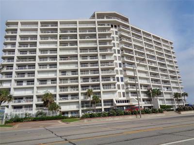 Galveston Mid/High-Rise For Sale: 7700 Seawall Boulevard #109