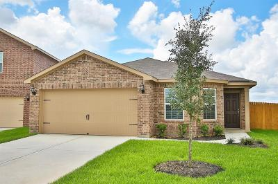 Katy Single Family Home For Sale: 1061 Mule Ridge Drive