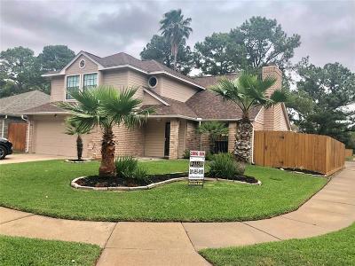 Houston TX Single Family Home For Sale: $207,500