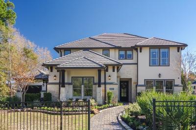 Conroe Single Family Home For Sale: 10537 Lake Palmetto Drive