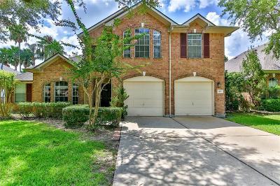 League City Single Family Home For Sale: 3115 Ravens Lake Circle