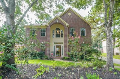 The Woodlands Single Family Home For Sale: 19 Canoe Birch Place