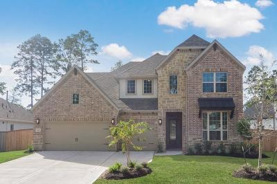 Conroe Single Family Home For Sale: 245 Marble Garden