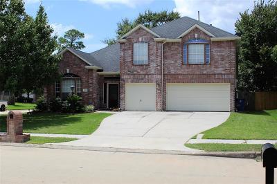 Spring Single Family Home For Sale: 23827 Spring Dane Drive