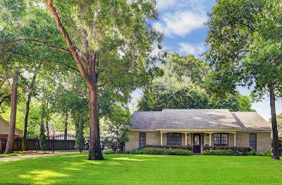 Houston Single Family Home For Sale: 7122 Alderney Drive
