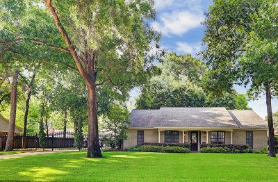 Houston Single Family Home For Sale: 7122 Alderney Drive