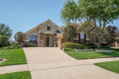 Katy Single Family Home For Sale: 8303 Cabrillo Landing Court