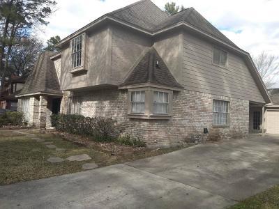 Houston Single Family Home For Sale: 20714 Northcreek Lane