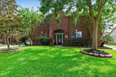 Kingwood Single Family Home For Sale: 7414 Passing Pine Court