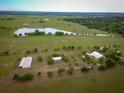 Austin County Country Home/Acreage For Sale: 10438 Hahn Road