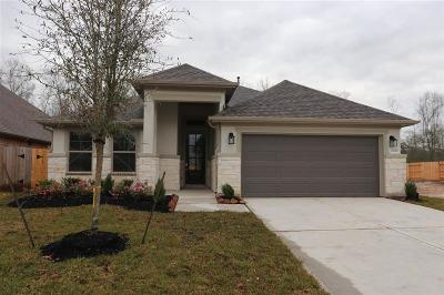New Caney Single Family Home For Sale: 23649 Alder Branch