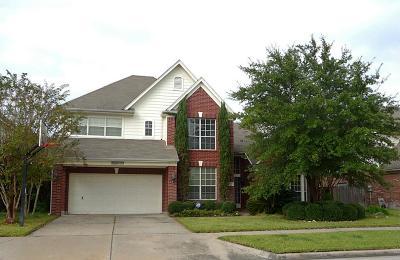 Houston Single Family Home For Sale: 13714 Treebank Lane