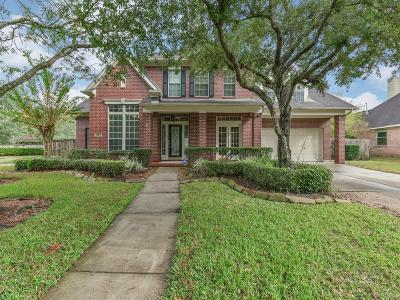 Friendswood Single Family Home For Sale: 2813 Cedar Ridge Trail