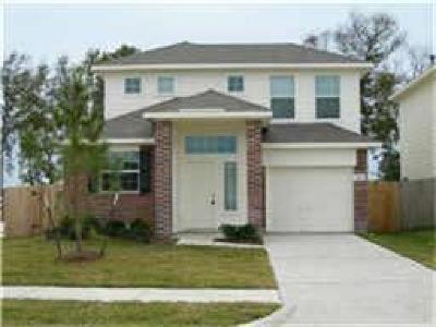 Humble Single Family Home For Sale: 7422 Deloache Avenue