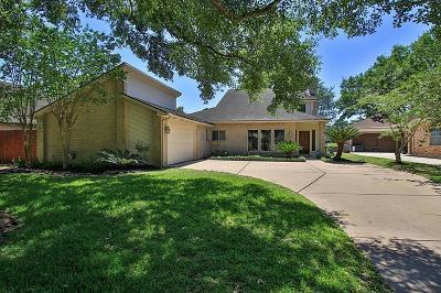 Houston Single Family Home For Sale: 7411 Cart Gate Drive