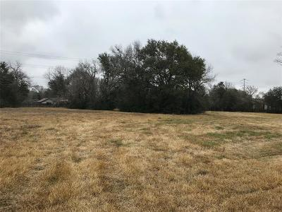 Deer Park Residential Lots & Land For Sale: Dixie Street