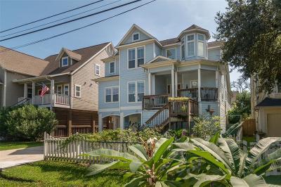 Seabrook Single Family Home For Sale: 1206 Hardesty Avenue
