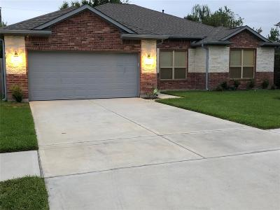 Houston TX Single Family Home For Sale: $207,000