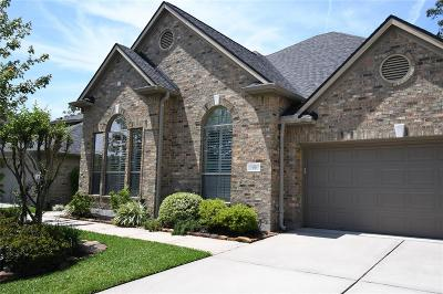The Woodlands TX Single Family Home For Sale: $449,000